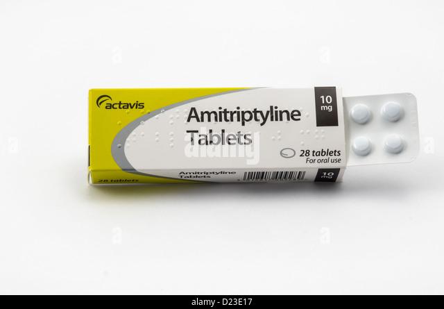 Amitriptyline Prozac