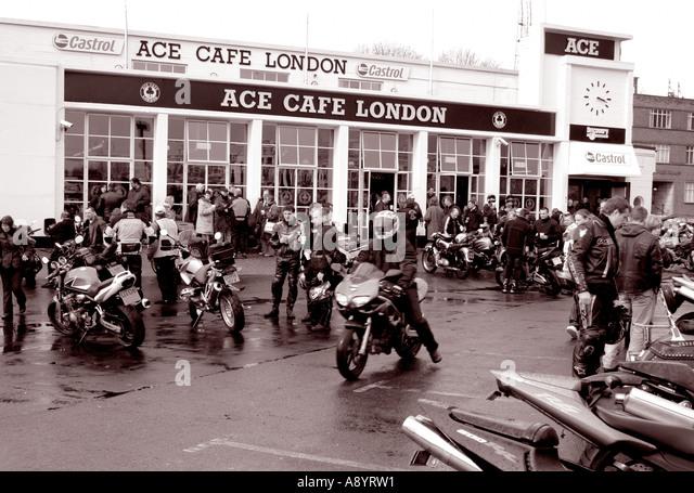 Ace Cafe London Address
