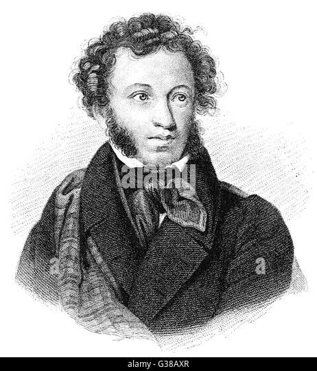 Aleksandr Pushkin Biography