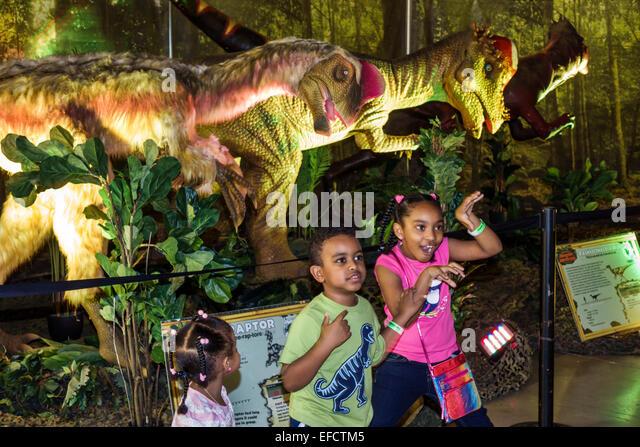 Dinosaurs Virginia Beach Convention Center