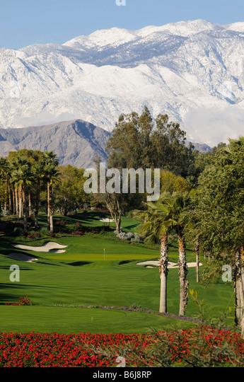 Sinatra palm springs stock photos sinatra palm springs for Snow cabins near los angeles