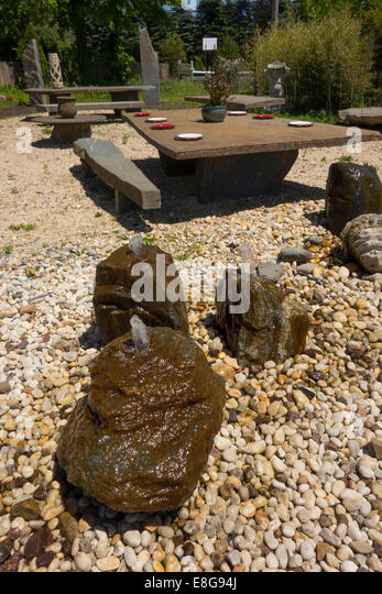 Fountains In Village Square In Stock Photos Fountains In Village Square In Stock Images Alamy