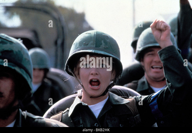 PRIVATE BENJAMIN (1980) GOLDIE HAWN PBJ 057 - Stock Image