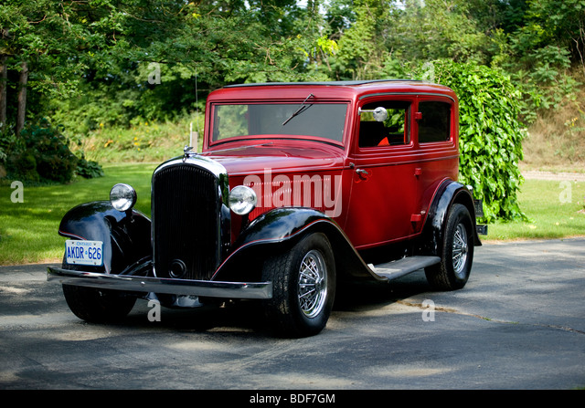 1932 car stock photos 1932 car stock images alamy for 1932 plymouth 2 door sedan
