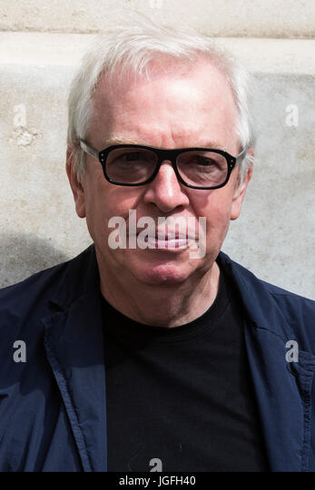 London, UK. 6 July 2017. Architect David Chipperfield. The Royal Academy of Arts today announced a generous gift - Stock-Bilder