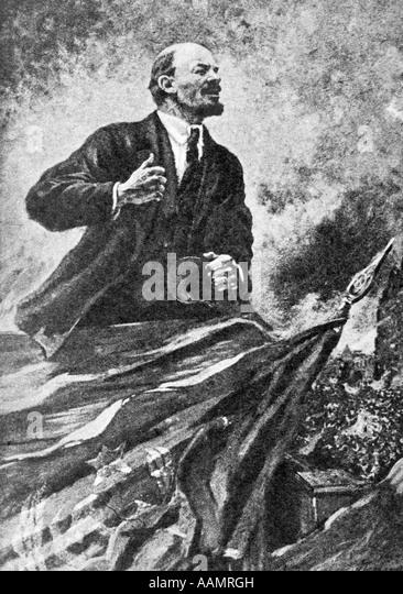 lenin a russian revolutionary leader Vladimir lenin biographer victor sebestyen describes the soviet revolutionary leader as the godfather of post-truth politics.