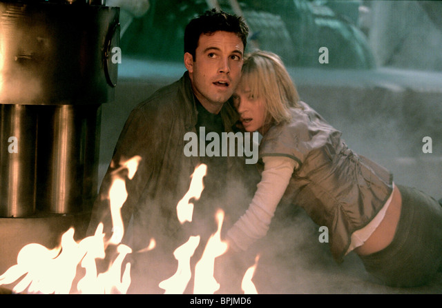 actor ben affleck uma thurman stock photos amp actor ben