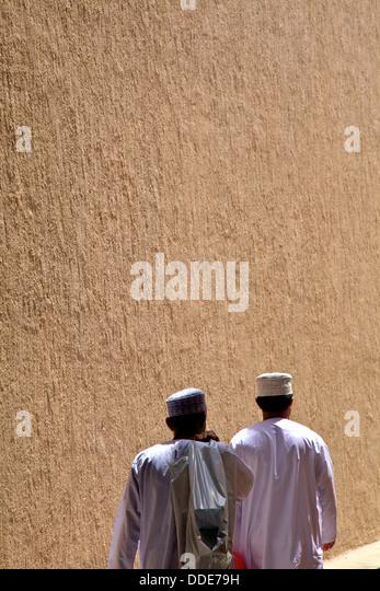Workers in the Souk, Dubai, United Arab Emirates - Stock Image