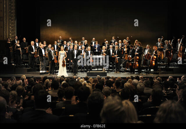 ORCHESTRA LE CONCERT ; THE CONCERT (2009) - Stock Image