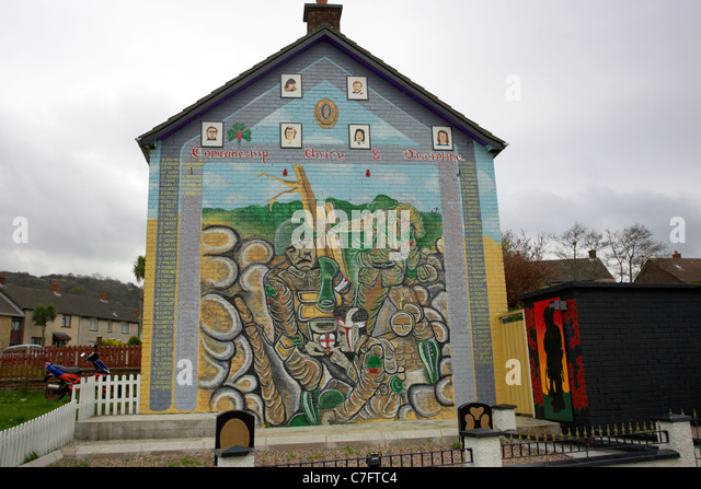 Rathcoole stock photos rathcoole stock images alamy for Dublin wall mural