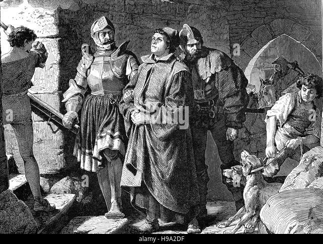 Wie Lange War Luther Auf Der Wartburg