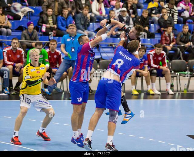 Handball players stock photos handball players stock - Mobeltown berlin ...