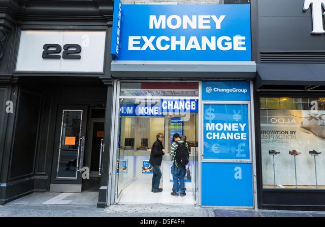 Forex exchange nyc