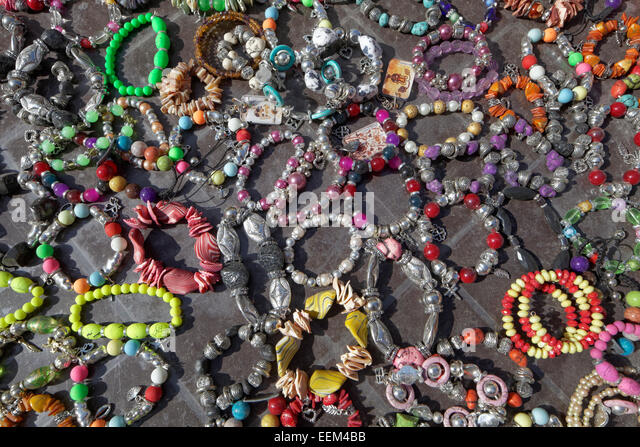 Bracelets, Jordan - Stock Image