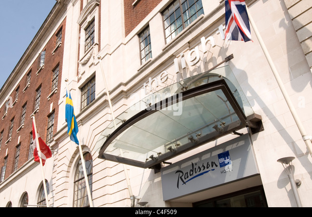 Sas radisson stock photos sas radisson stock images alamy for Small luxury hotel chains