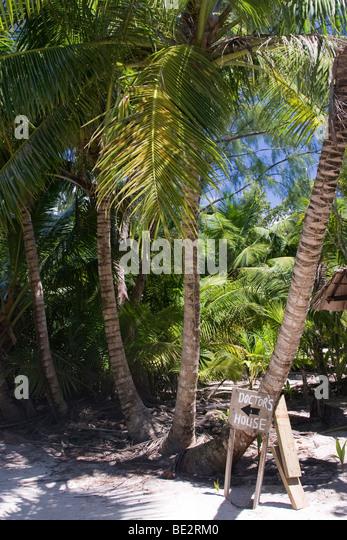 Trip in Seychelles Island '09 - Stock-Bilder