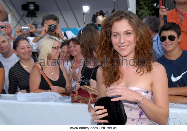 isabella ragonese - Stock Image