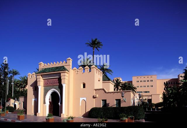 Marrakesch Hotel La Mamounia