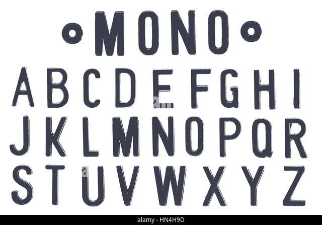 how to create font face in html