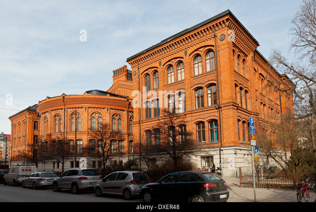 secondary school sweden