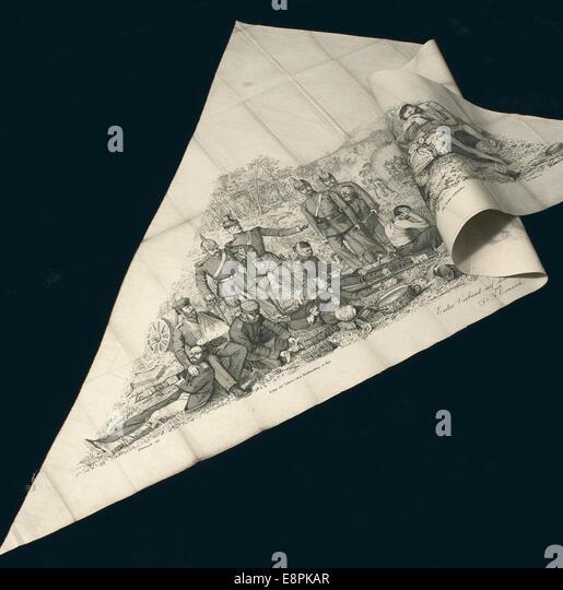 Appears In: Esmarch, Friedrich von, 1823-1908. Erste Verband auf dem Schlachtfelde Image Description: Image of an - Stock Image