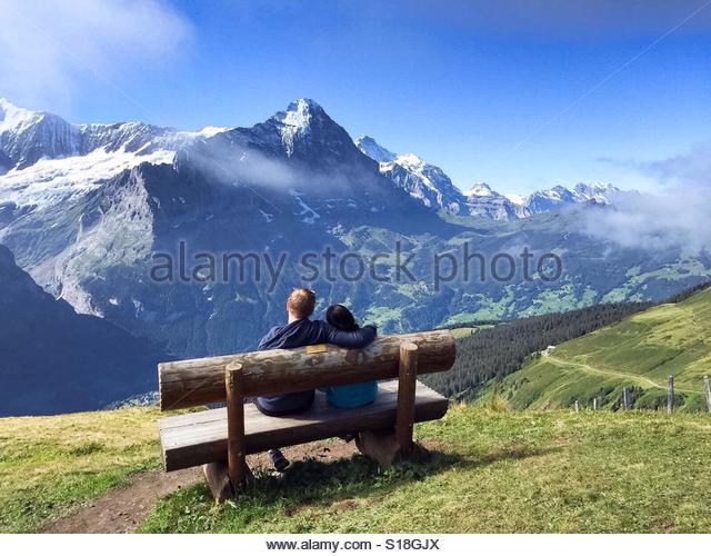 Grindelwald, Switzerland - Stock-Bilder