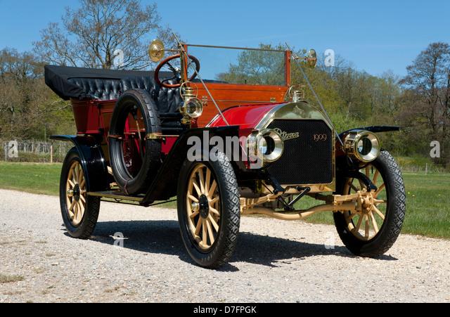 1909 Paterson 30 - Stock Image