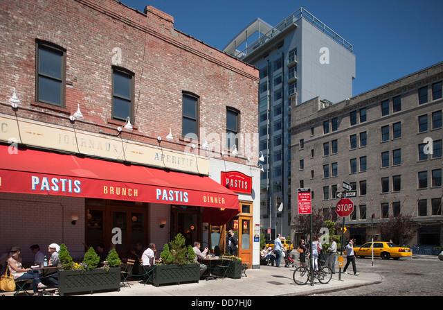 Mezzogiorno Restaurant In New York City