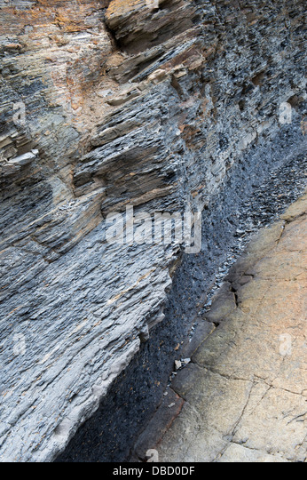 Red Shale Stone : Clastic stock photos images alamy