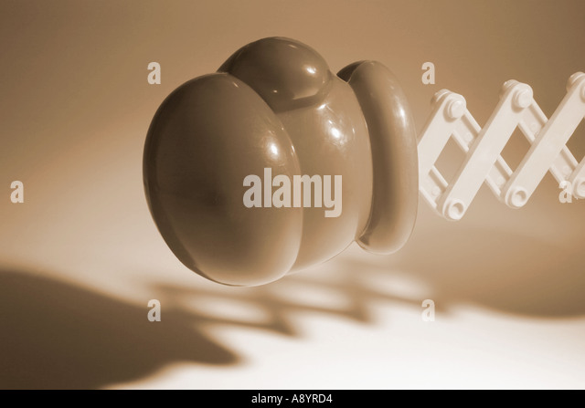 Toy Boxing Glove - Stock Image