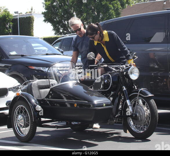 Bmw Motorcycle Sidecar Stock Photos & Bmw Motorcycle