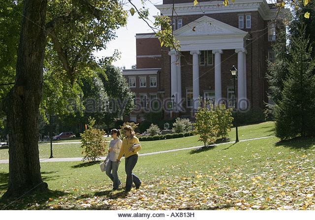 West Virginia Lewisburg students Carnegie Hall - Stock Image
