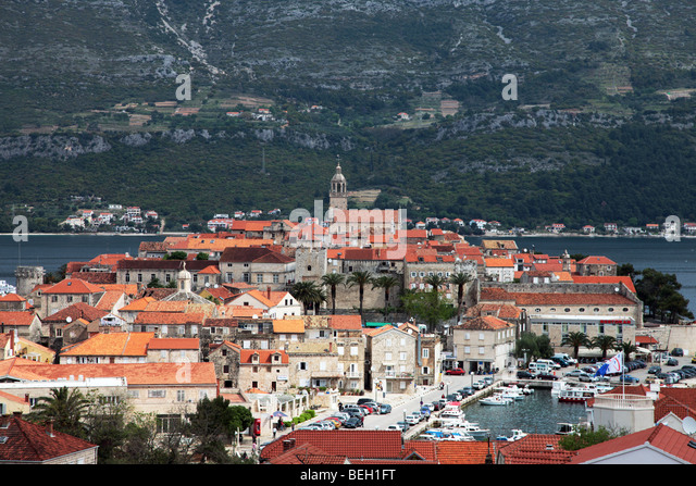 Medieval Loveliness - Korcula Old City