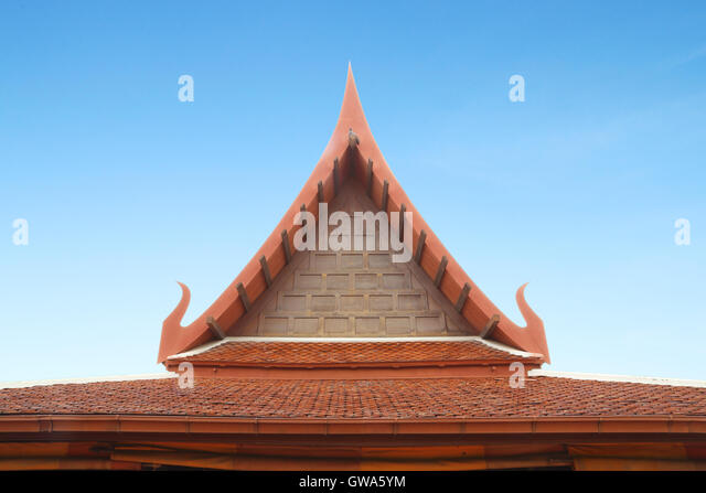Triangle Roof House Stock Photos Amp Triangle Roof House