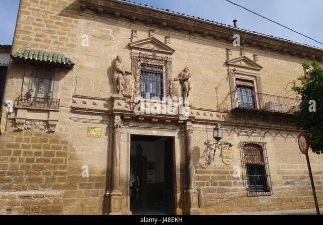 Rambla stock photos rambla stock images alamy - Hotel palacio de ubeda ...
