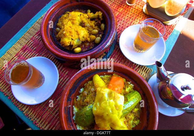 Morocco Tea Cafe Stock Photos & Morocco Tea Cafe Stock Images - Alamy