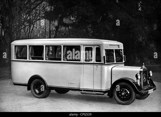 1930s Commercial Vehicle Stock Photos 1930s Commercial