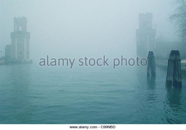 Venice Arsenal Entrance - Stock-Bilder