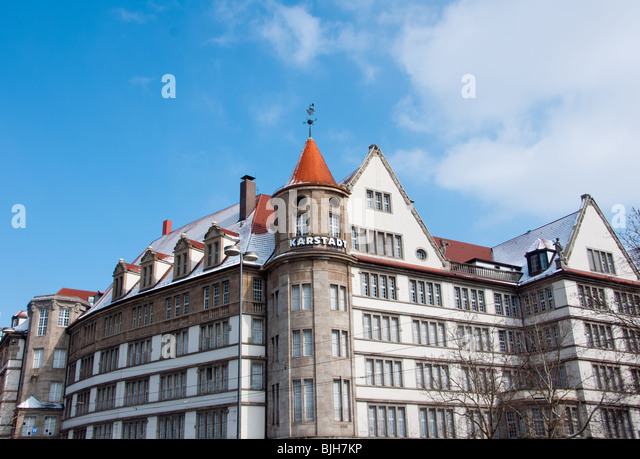 High Fashion House In Munich Germany