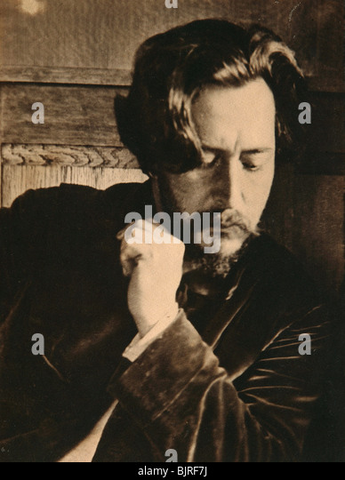 Leonid Andreyev, Russian author, early 20th century. - Stock Image