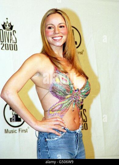 Mariah carey 2000 vh1 divas 2000 stock photos mariah - Mariah carey diva ...