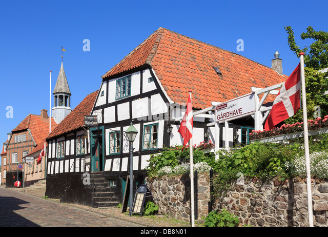 Old danish stock photos old danish stock images alamy - The jutland small house ...