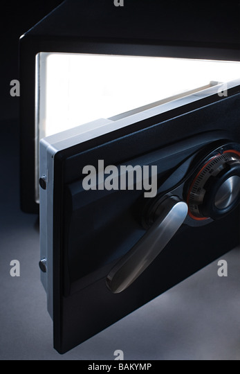 Security safe - Stock Image