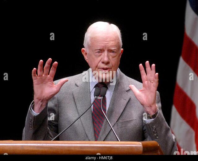 Jimmy Carter Peace Stock Photos Amp Jimmy Carter Peace Stock