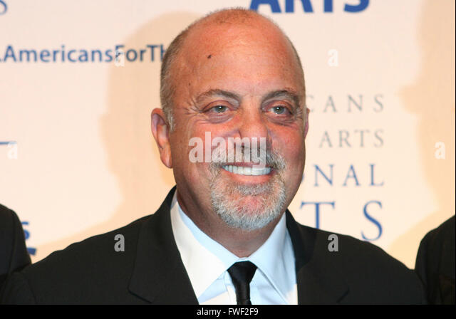Billy Joel at The 2008 Americans For The Arts Annual National Arts Awards. Cipriani 42nd Street, New York City, - Stock-Bilder