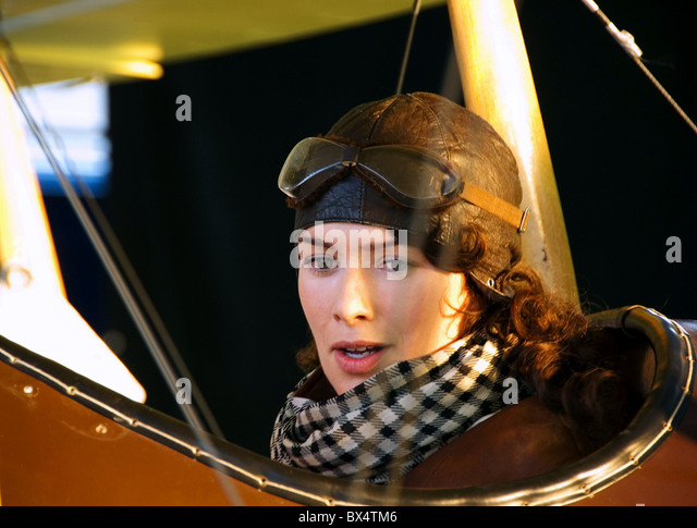LENA HEADEY THE RED BARON (2008) - Stock Image