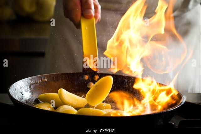 Potatoes - Stock-Bilder