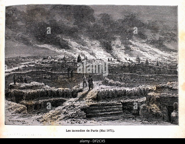 a history of the paris commune of 1871 or the fourth french revolution The paris commune during the french revolution was the government of paris from 1792 until 1795 established in the hôtel de ville just after the storming of the.