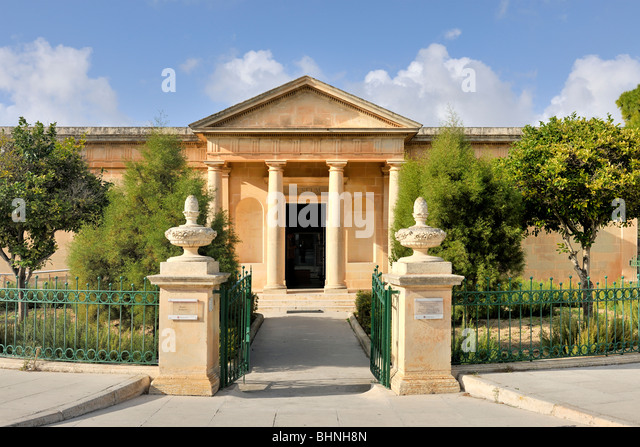Domus Romana, Rabat, Malta - Stock-Bilder