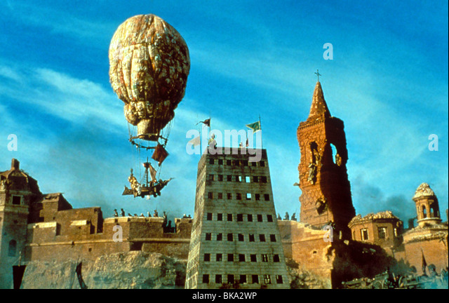 THE ADVENTURES OF BARON MUNCHAUSEN (1988) ABM 048 - Stock Image